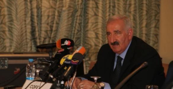 Interim CBI Governor Abdul Basit Turki