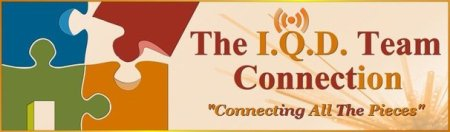 The IQD Team Connection - Logo